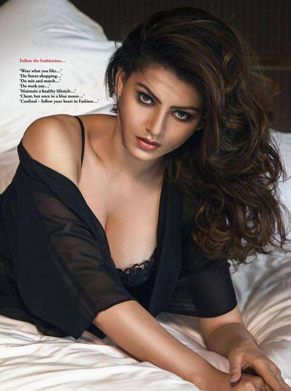 Urvashi Rautela Latest Hot Photoshoot for Cover of GR8 Magazine ...