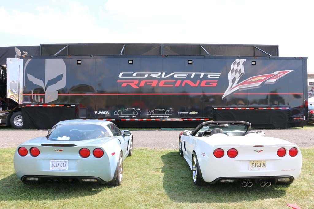 Gallery The Corvette Vanity Plates Of Corvettes At Carlisle 2016