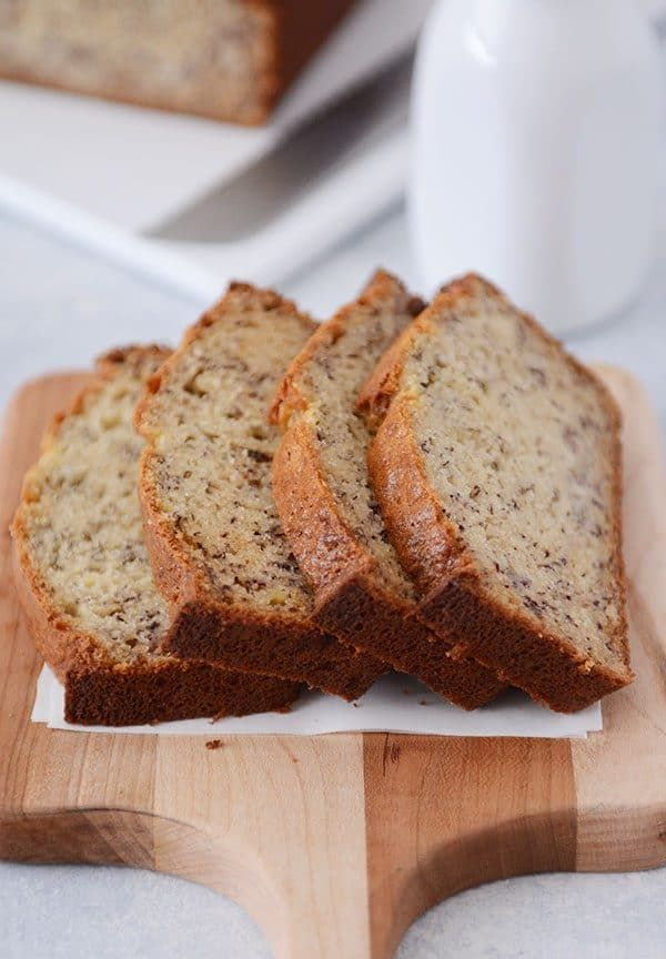 Sour Cream Banana Bread Recipe Sour Cream Banana Bread Banana Bread Recipes Best Banana Bread