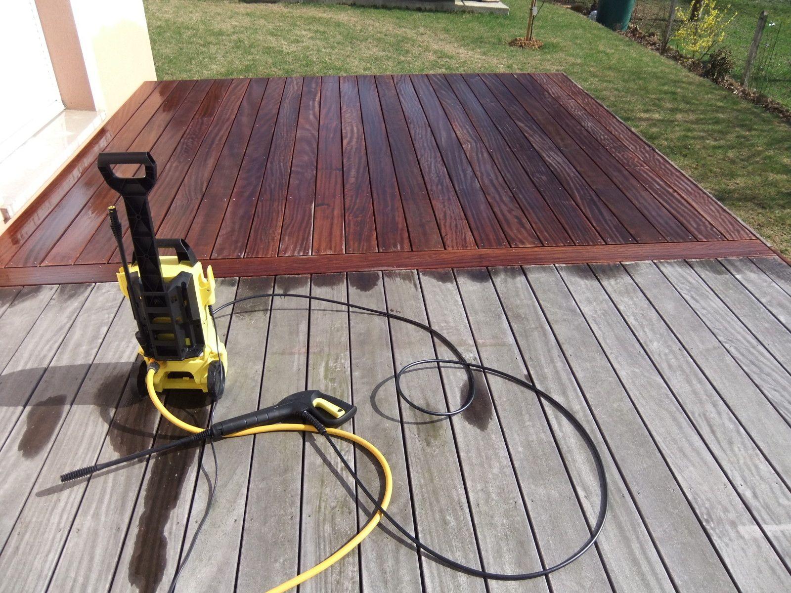 Percarbonate De Sodium Pour Terrasse Bois album photo - terrasse en bois surélevée. en 2020 | nettoyer