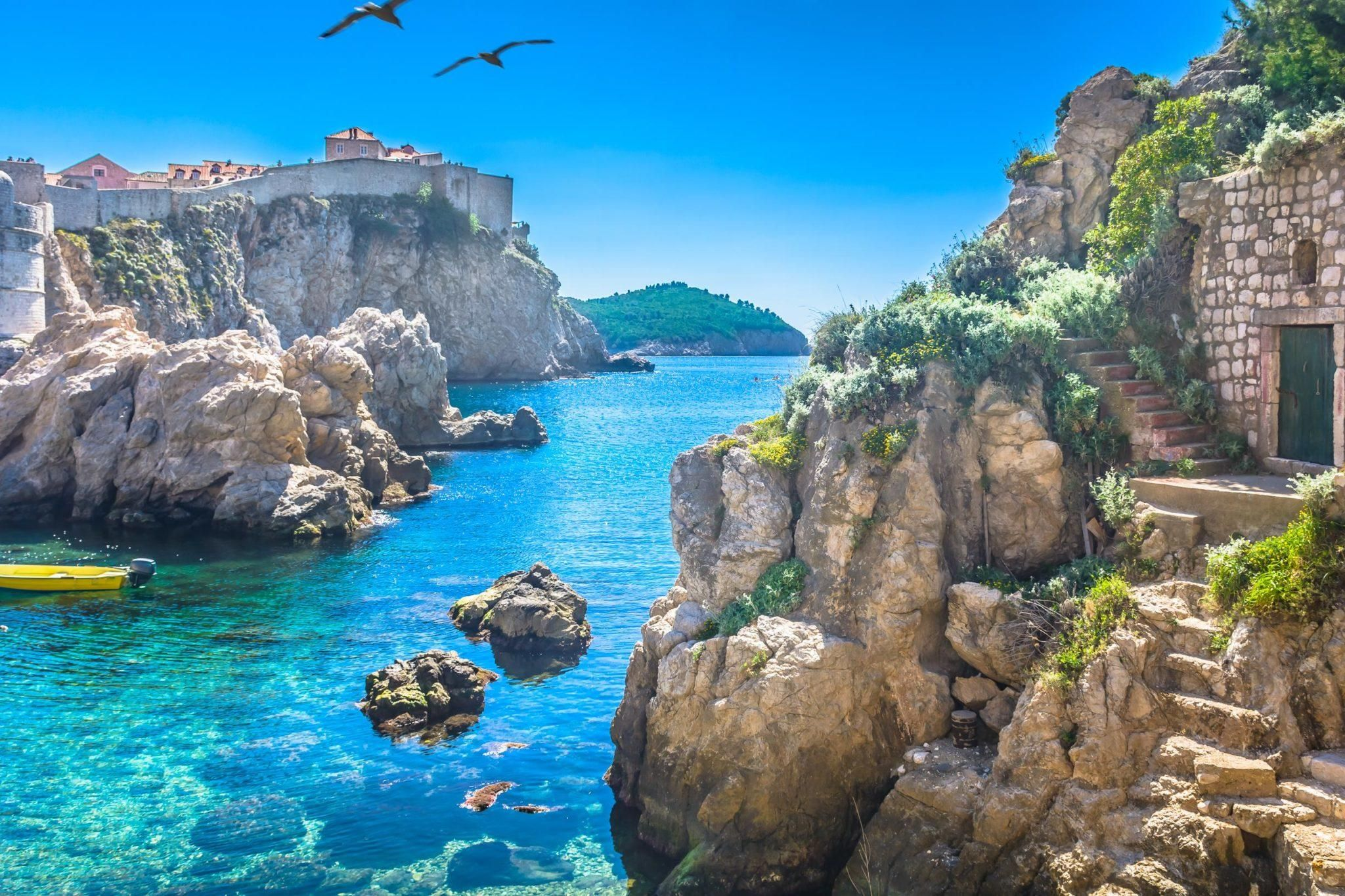 Fly Roundtrip To Croatia For Around 300 Croatia Travel Croatia Dubrovnik Croatia