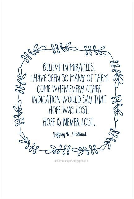 Best 50+ I Believe In Miracles Quotes