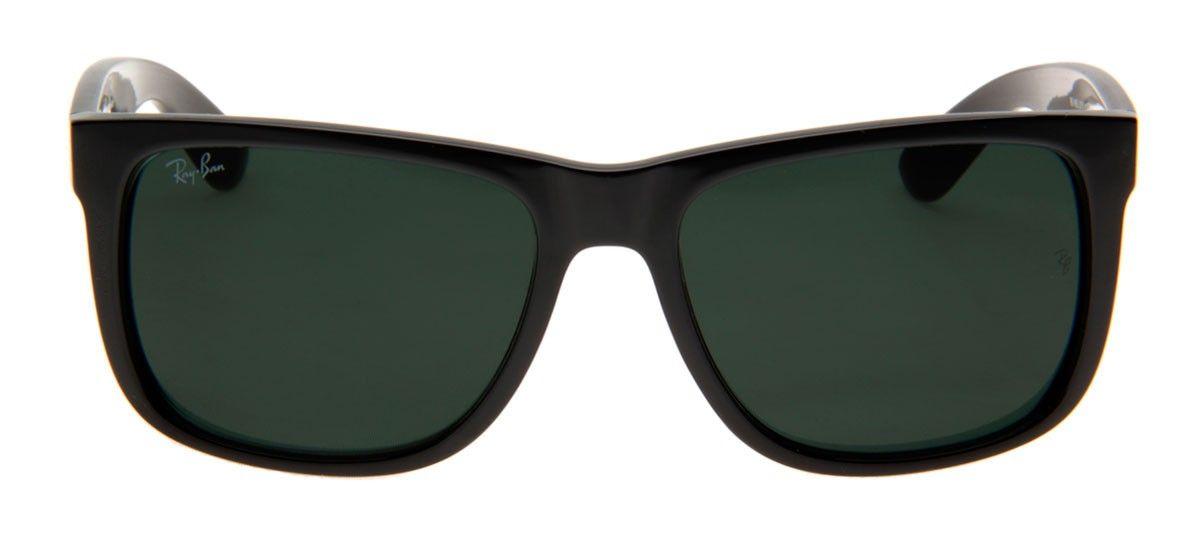 0bca7cc9e0fe1 Óculos Ray-Ban RB4165L Justin 55 - Preto