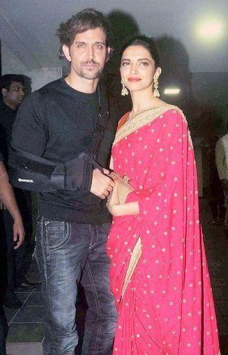 Hrithik Roshan Deepika Padukone S Yrf Film Titled Thug Deepika Padukone Hrithik Roshan Deepika Padukone Dresses