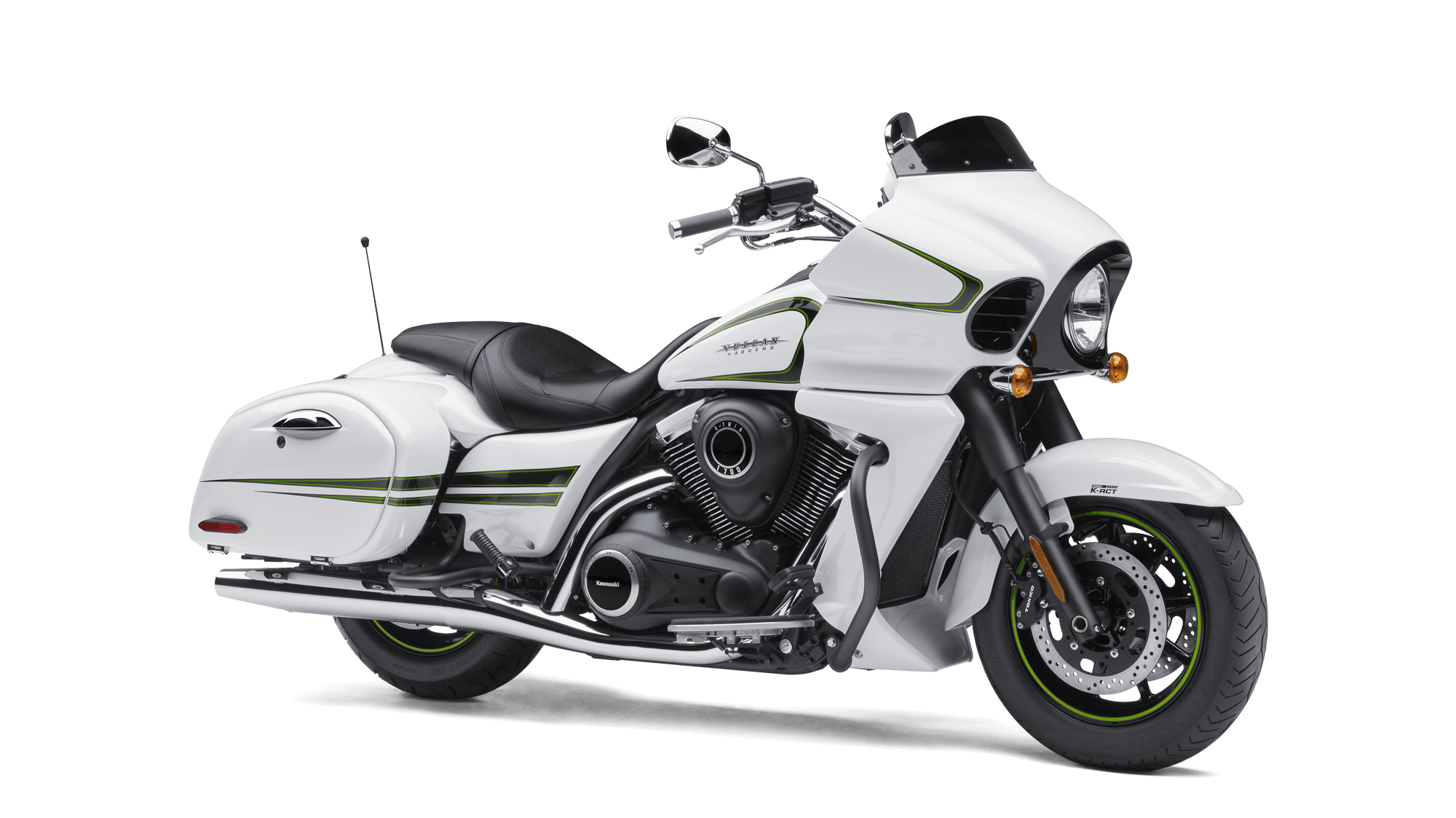 2016 vulcan® 1700 vaquero® abs cruisers motorcyclekawasaki
