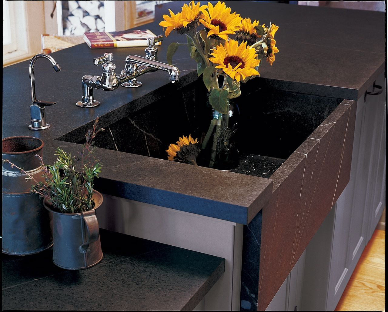 Caring For Soapstone Countertops With Images Soapstone