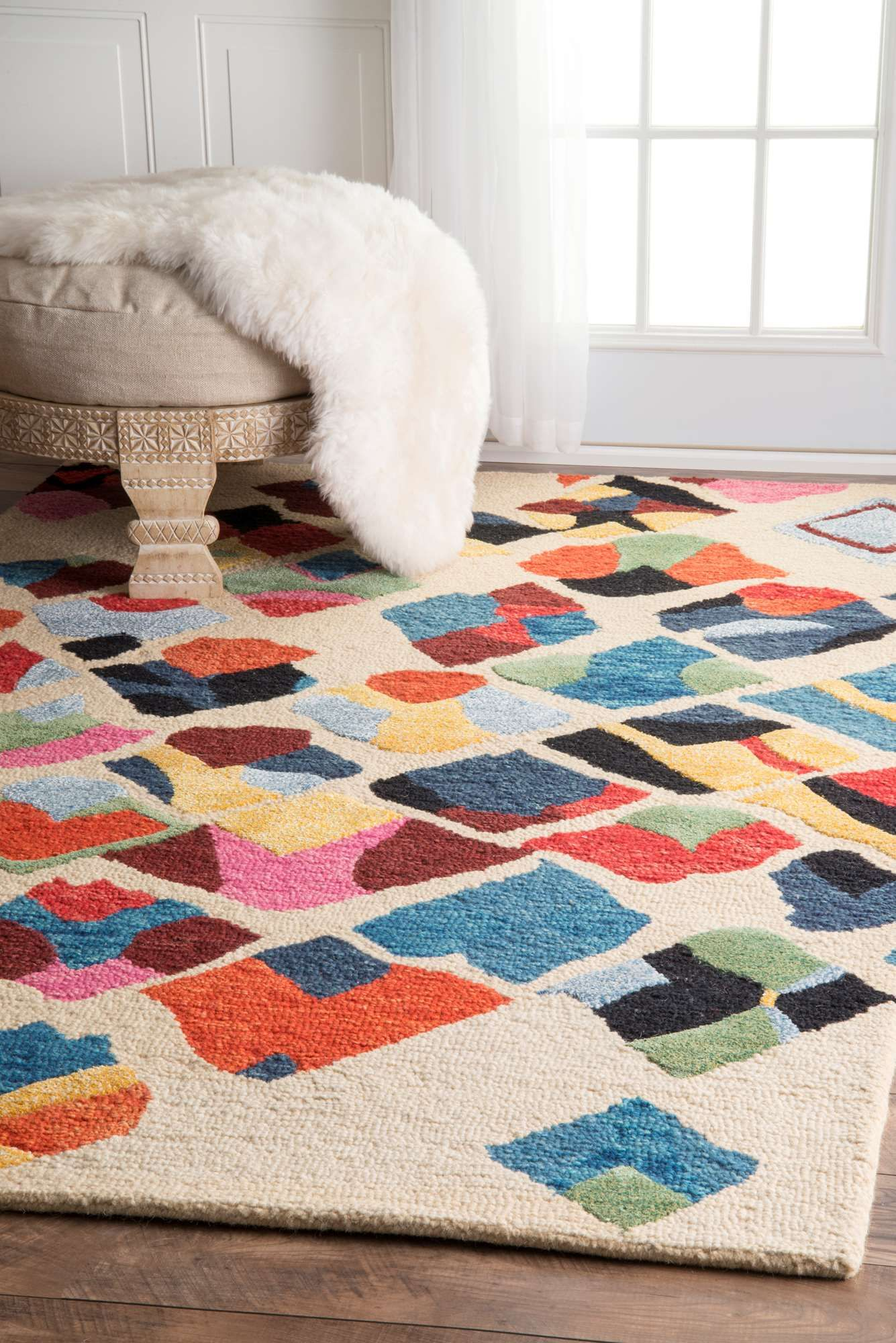 Rugs Usa Area Rugs In Many Styles Including Contemporary Braided Outdoor And Flokati Shag Rugs Buy Rugs At America S Home Dec Wool Area Rugs Rugs Area Rugs