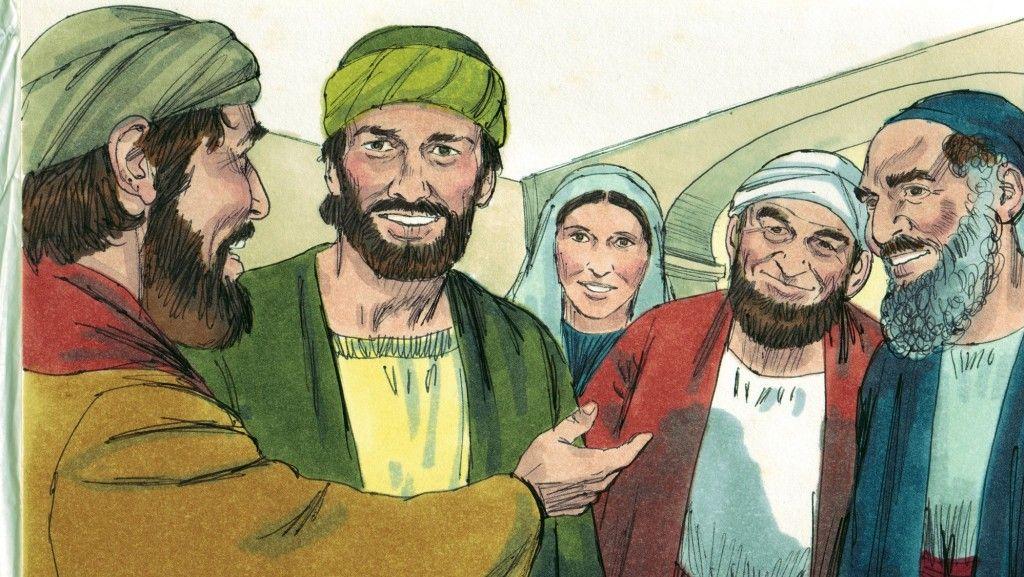 Barnabas: An Encouraging Early Church Leader - Biblical ...