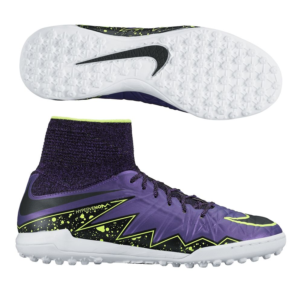 Nike HyperVenom IN Phelon INDOOR 2015 Soccer SHOES Neymar Chrome Edition | eBay