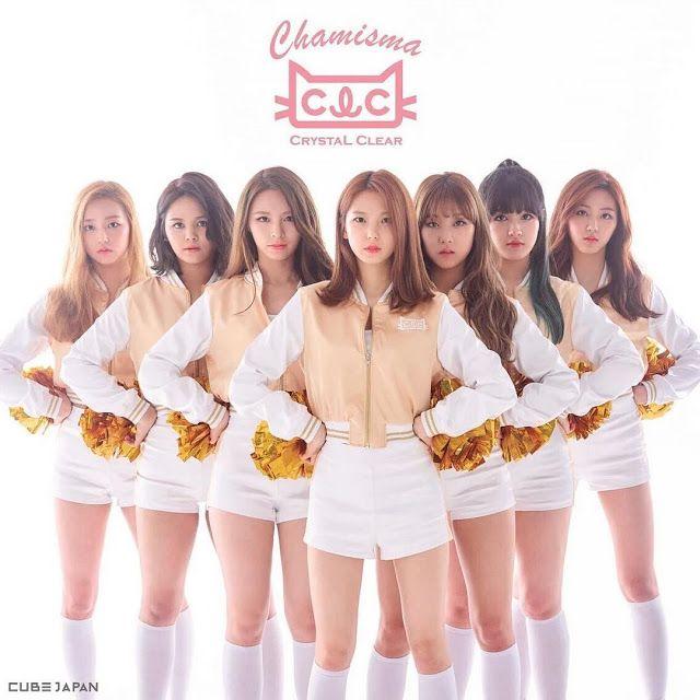 Clc To Release 2nd Japanese Album Chamisma Clc Clc Hobgoblin Korean Top