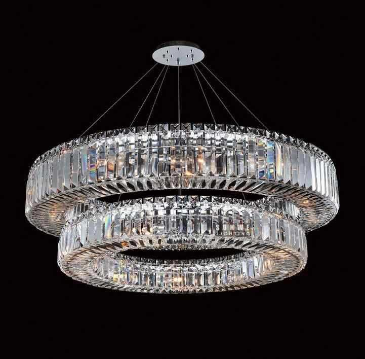 Large modern chandeliers large contemporary chandelier for Large modern chandelier lighting