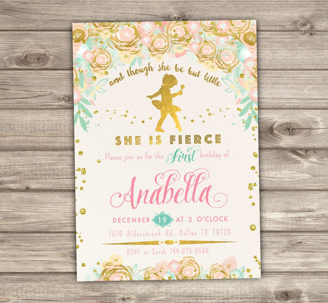 invitation words forst birthday party%0A Alice in Wonderland First Birthday Party Invitations  Printable File  Baby  Shower Invitations  Wedding Shower  Bridal Shower Invitations   Alice