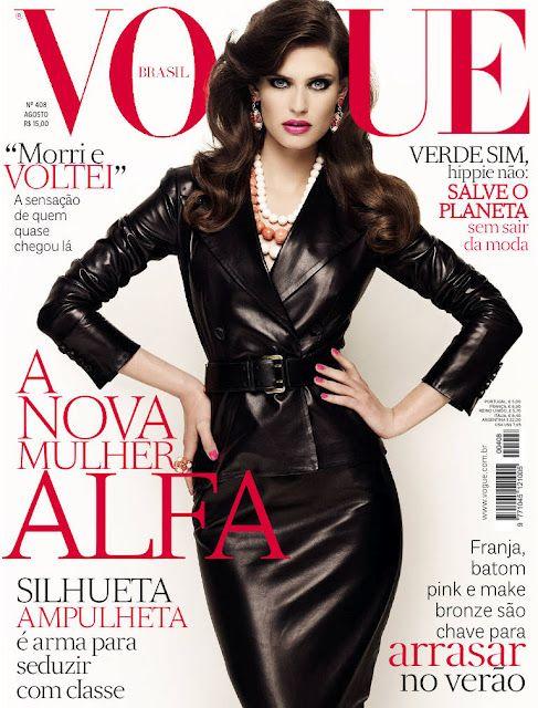 Vogue Brazil, August 2012.