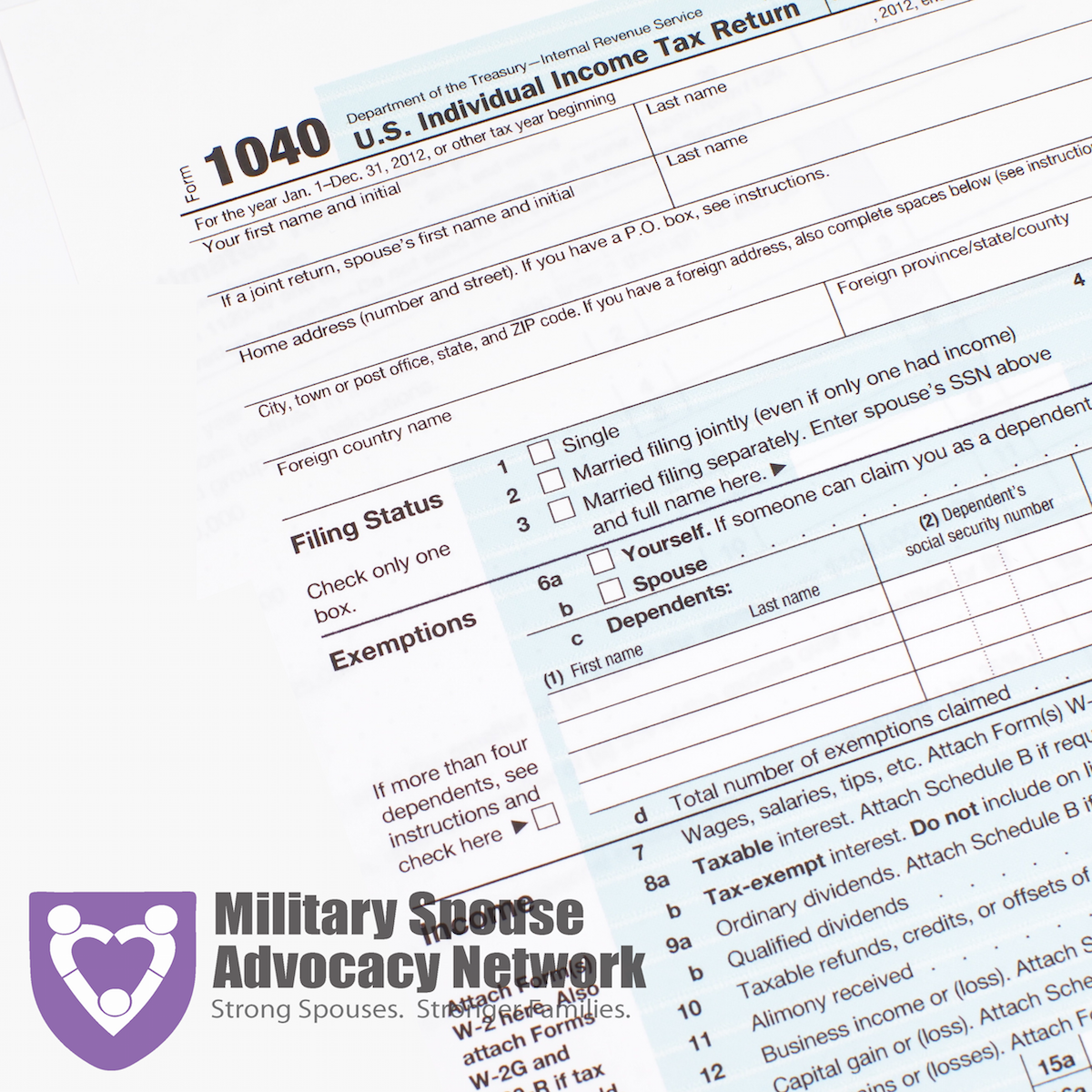 Tricare and Tax Forms Tax forms, Tax, News health