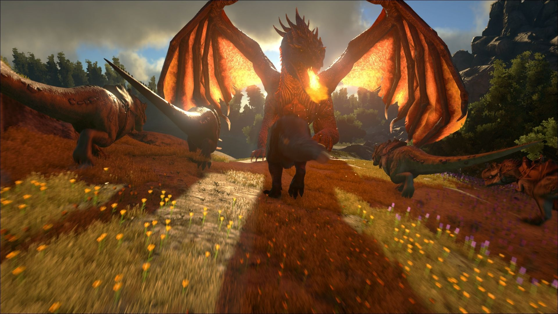 Ark Survival Evolved How To Spawn Dinos Console Commands Ark Survival Evolved Evolve Wallpapers Survival