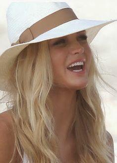 2408440e sombreros de mujer de playa - Buscar con Google | Sombreros ...