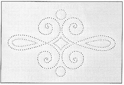 Simple Tin Punch Pattern Patrones De Bordado Patrones Manualidades
