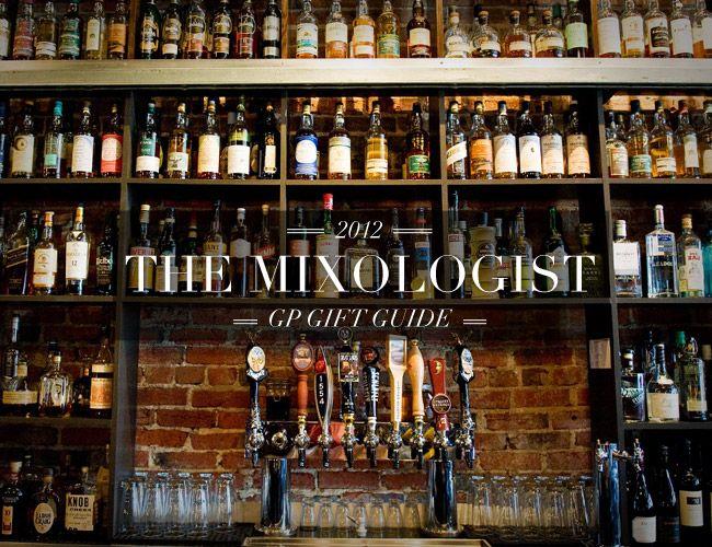 12 Guys of Christmas: The Mixologist