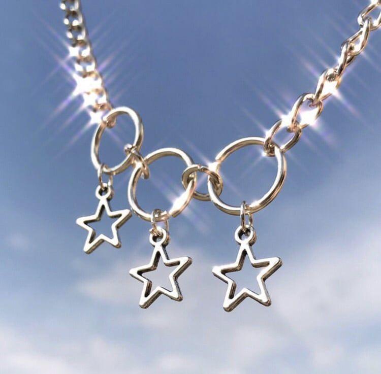 𝕨𝕠𝕜𝕖𝕦𝕡𝕗𝕖𝕖𝕝𝕚𝕟𝕘𝕦𝕔𝕔𝕚 | Grunge jewelry, Cute jewelry, Jewelry