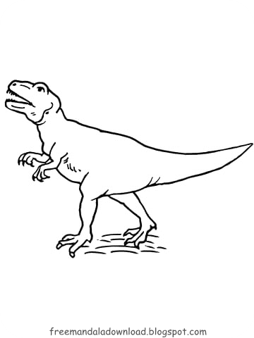 dinosaurier malvorlagen-5 | malvorlage dinosaurier