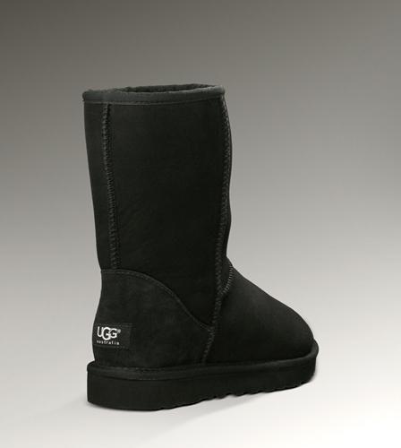 UGG Classic Short 5825 Black
