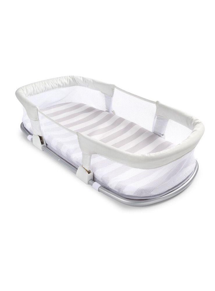 Sleeper Baby Crib Infant Travel Co Sleep Portable Swaddle Safe Newborn New Ebay Baby Co Sleeper Co Sleeper Bassinet Best Co Sleeper