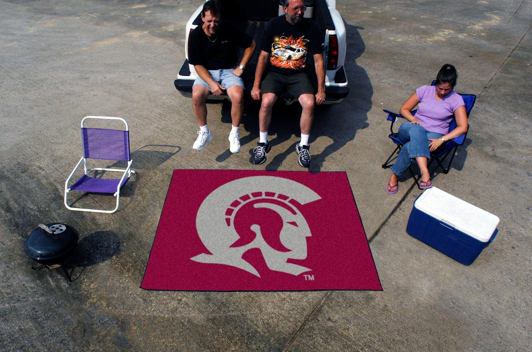 Collegiate Arkansas Tailgater Outdoor Area Rug