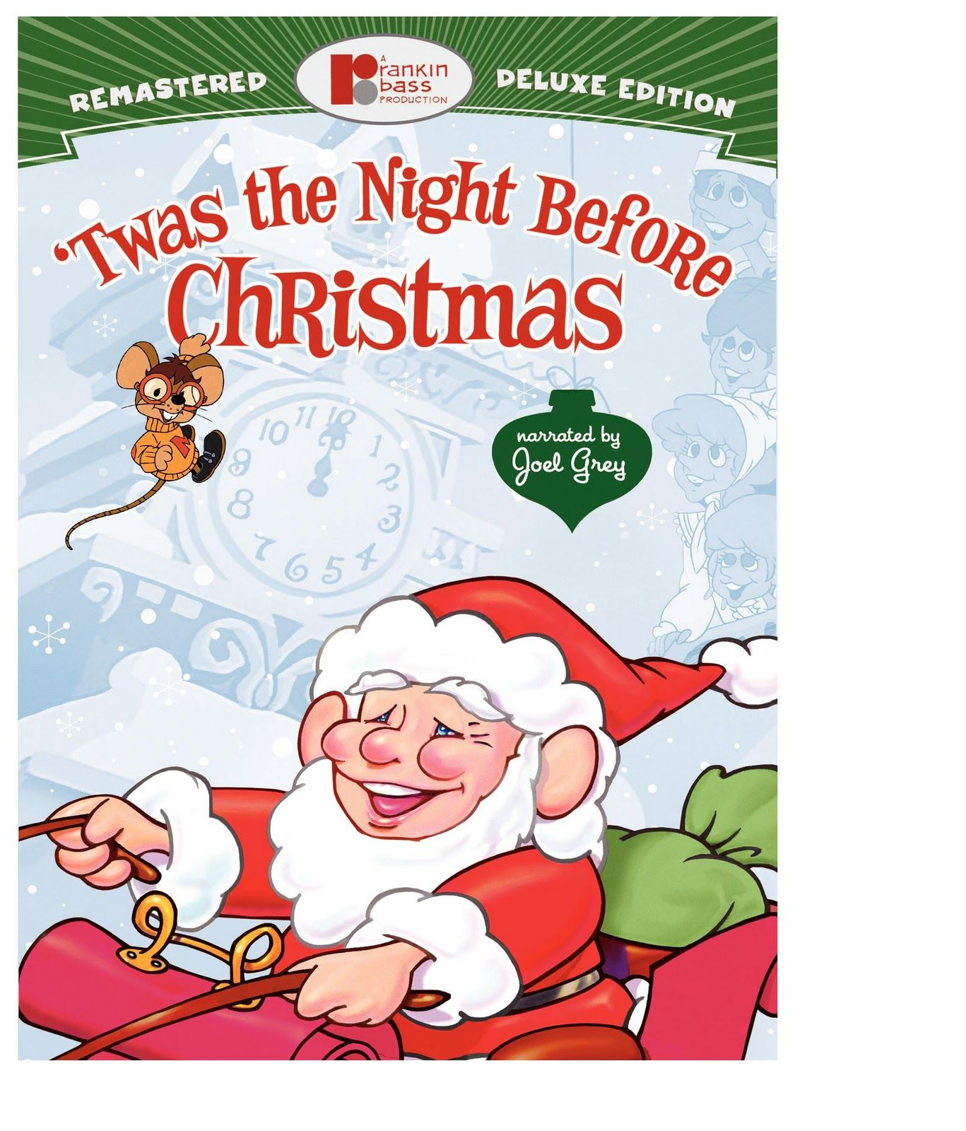 ... The Night Before Christmas | Christmas Movies & Specials | Pinterest
