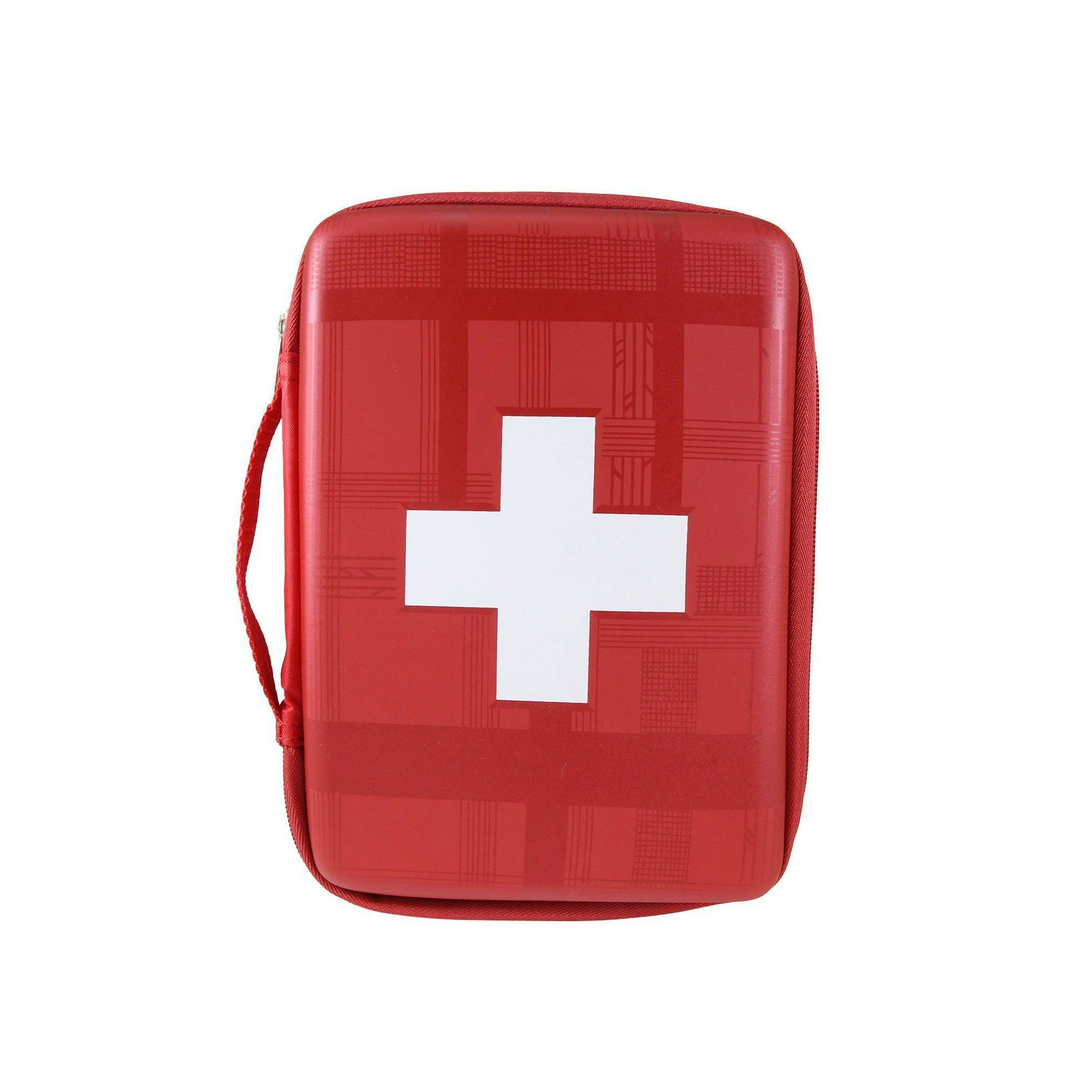 Band Aid Red Build Your Own First Aid Kit Bag Kit Bag Band Aid First Aid Kit