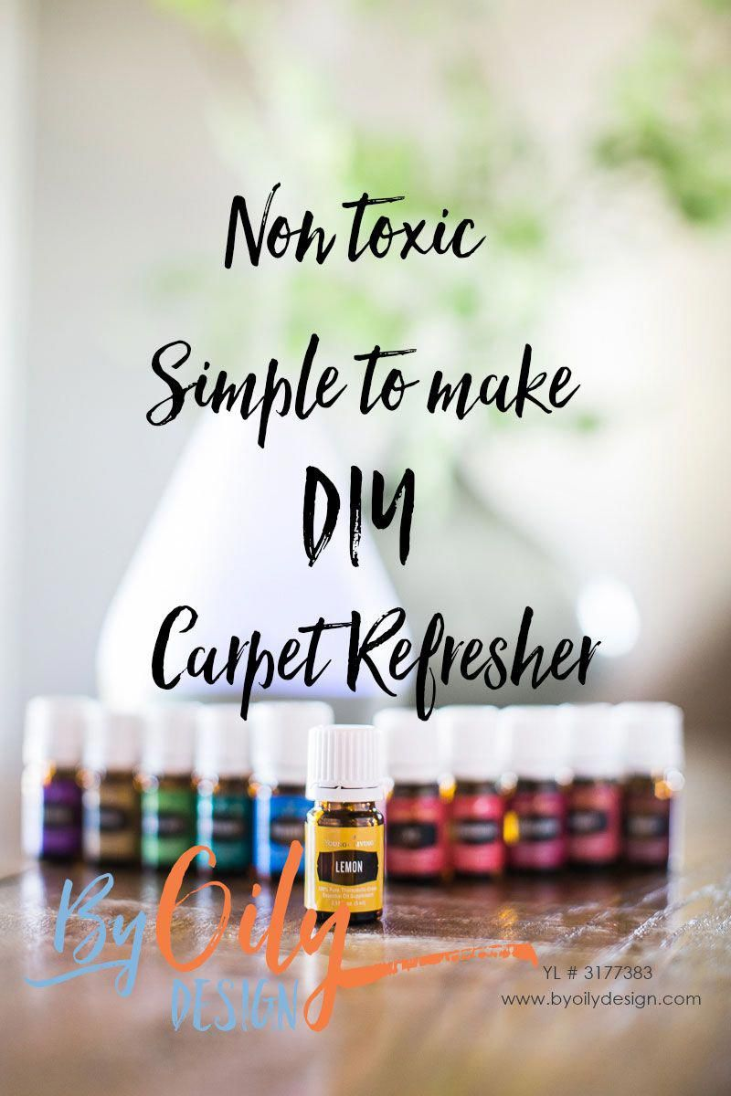 Neutralize House Smells With This Diy Carpet Deodorizer Using Baking