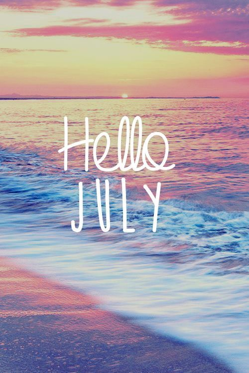 Hello July Wallpapers 2016 Welcome Images