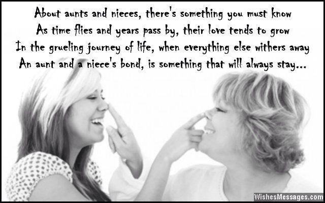 Aunt Niece Niece Birthday Quotes My Niece Quotes Niece Quotes