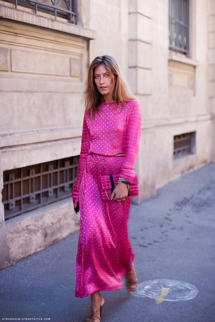 Aurora Sansone | FUCSIA * PURPLE | Pinterest | La invitada, Vestidos ...