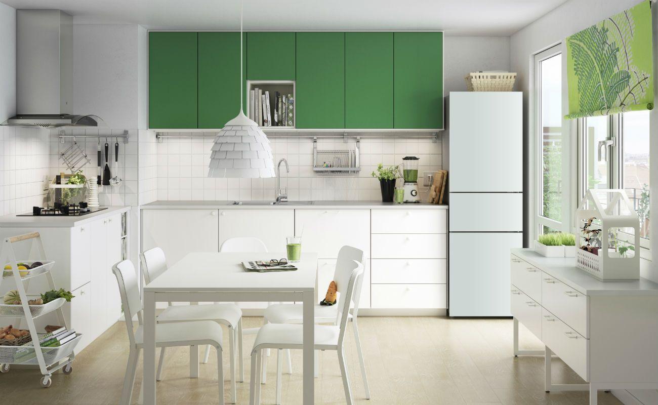 METOD ist kein Äppelkaka: Neues Küchensystem von IKEA   Küche, Bunt ...