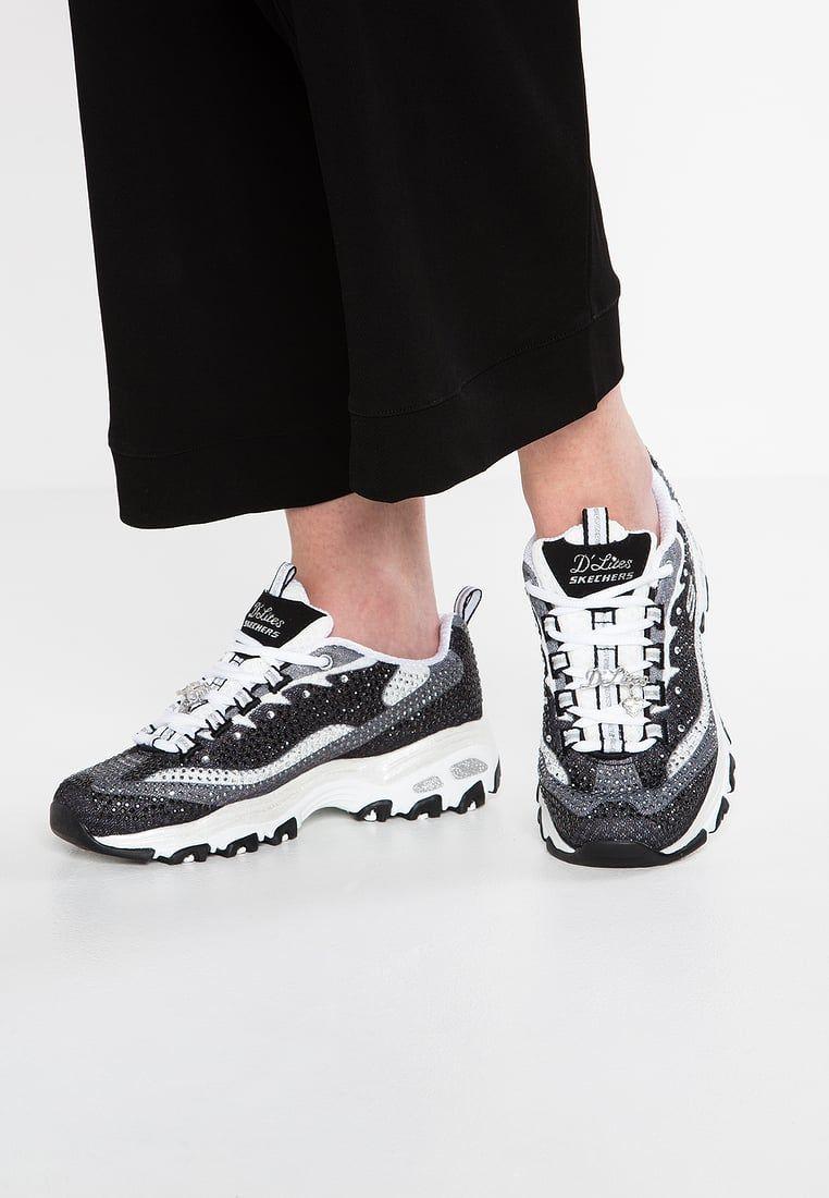 1249a3f416f33 Sneakers women - Skechers Sport D LITES DIAMONDS   Skechers women ...