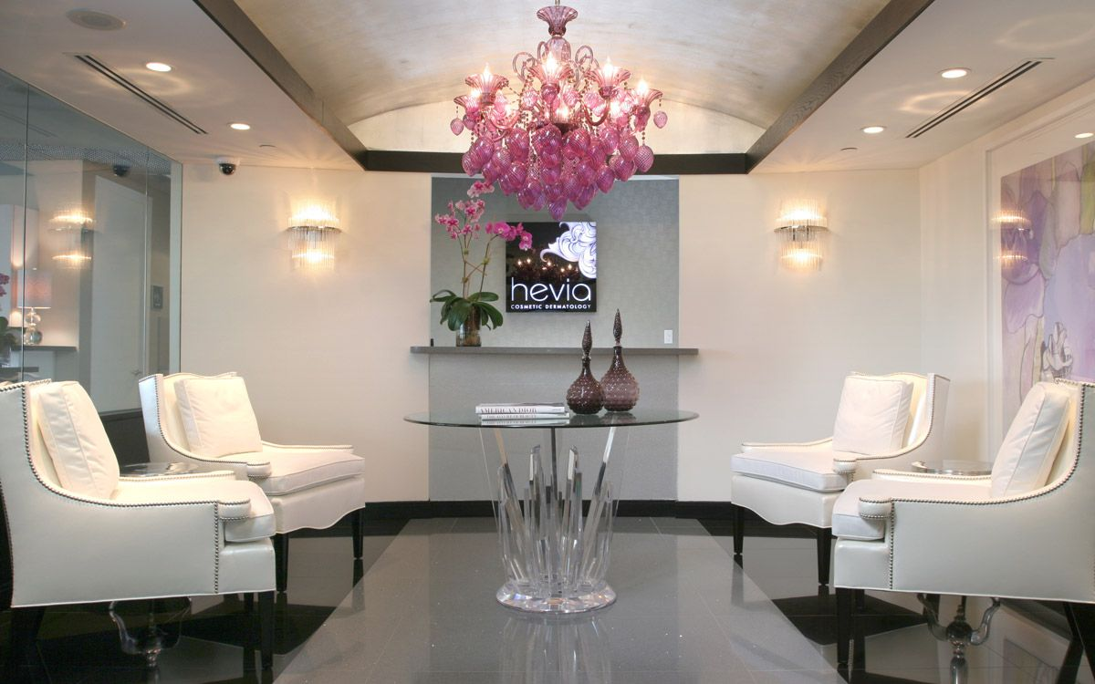 Captivating Luxury Cosmetic Practice Reception Design Dental Office Decor, Doctors  Office Decor, Medical Office Interior