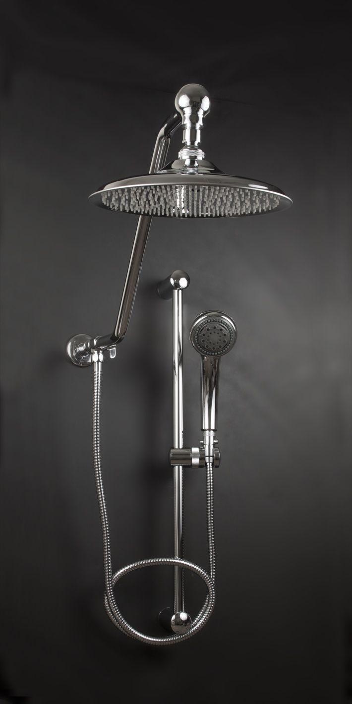 Atlantis Rain Shower Heads with Powerful Handheld | Bathrooms ...