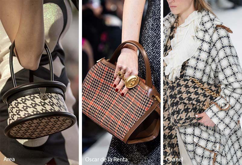Fall Winter 2020 Handbag Trends