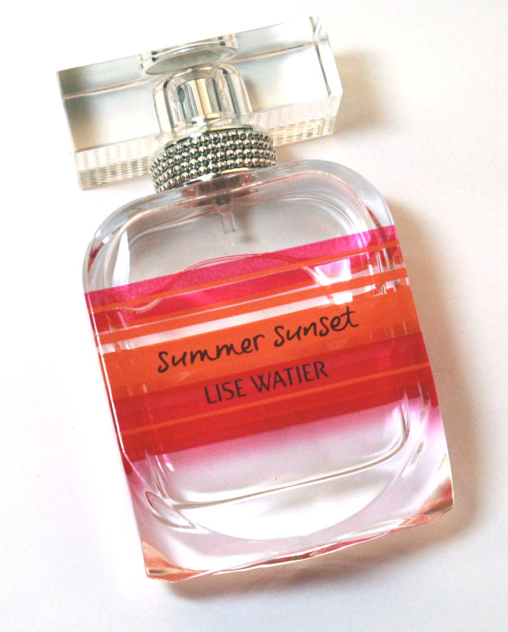 Beauty Reflections: Lise Watier Summer Sunset Eau de Toilette-Sunshine In A Bottle