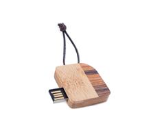 Unikalny Pendrive w obudowie drewnianej - pendrive reklamowy