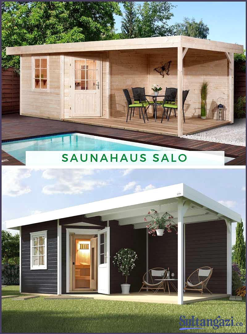 Saunahaus Garten Weka Saunahaus Salo Outdoor Fireplace Designs Backyard Storage Sheds Modern Gazebo