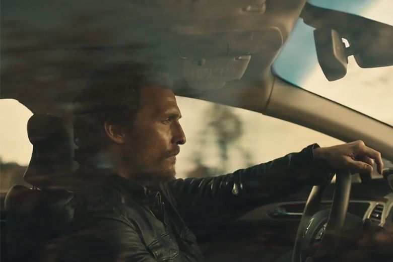Matthew Mcconaughey Returns For Lincoln Mkz Commercials Matthew