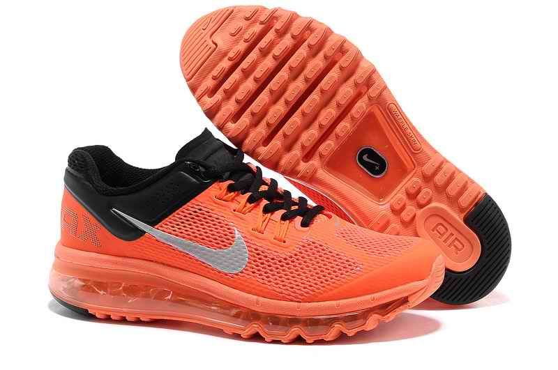 Nike Air Max 2010 Black Silvery Mens Running Trainers Shoes