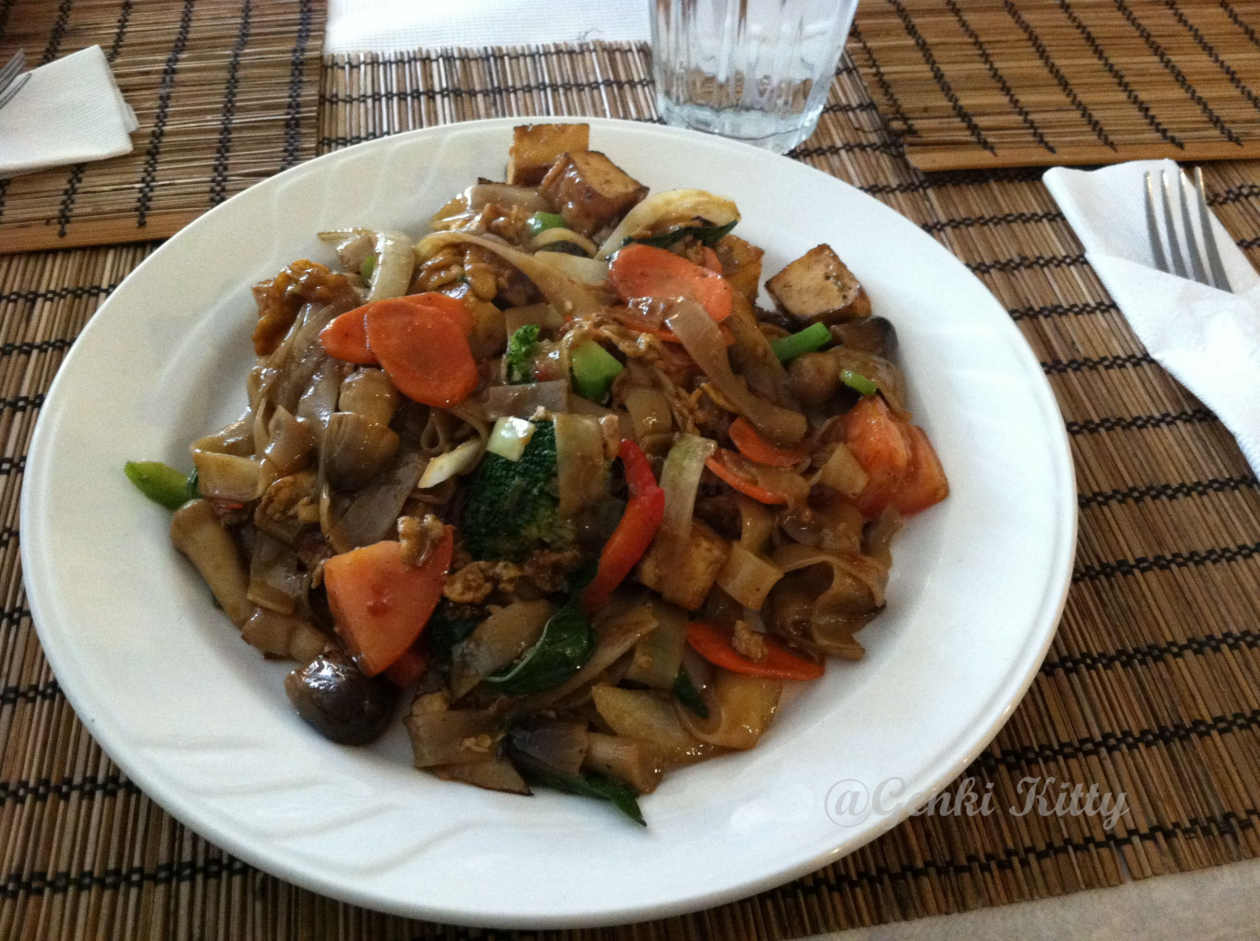 Vegan Options Noodle Alley in Mishawaka, Indiana USA #vegan ...