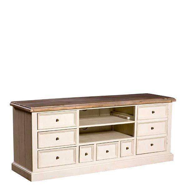 Best The Carisbrooke Large Tv Cabinet Modern Living Room 640 x 480