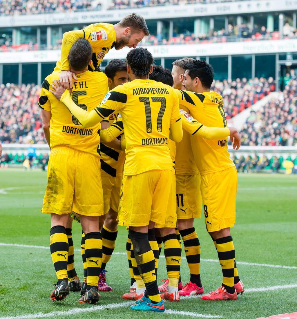 Borussia Dortmund Gündogan