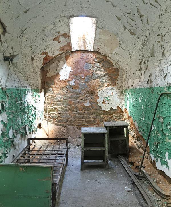 Eastern State Penitentiary: Philadelphia's Haunted Prison