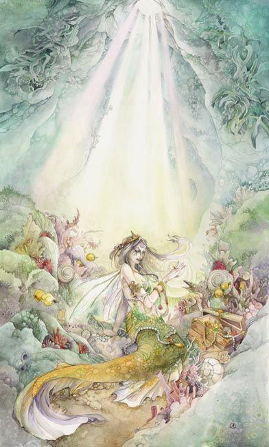 Secret Treasure by Stephanie Pui-Mun Law