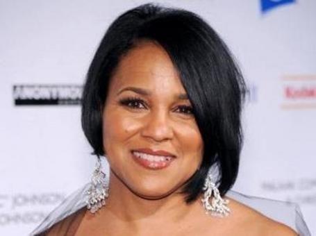 55 year old black woman