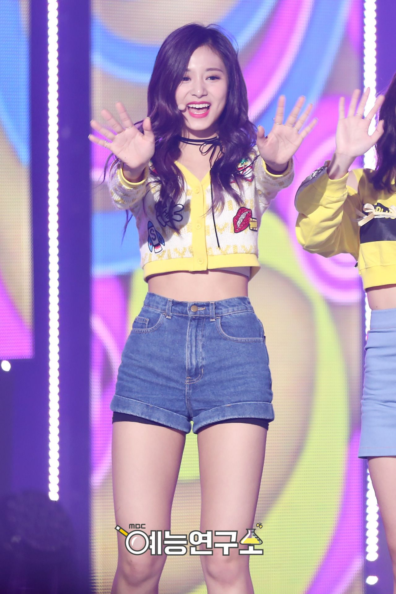 A Collection Of K Pop Idol Photos Current Faves Sana Wendy Irene Cheng Xiao Bona All Credit Kpop Girls Performance Outfit Fashion
